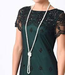 long pearls necklace images White 60 quot long pearl necklace unique vintage jpg