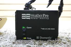 Power Awning Rv Accessories Used Dometic Ae Weatherpro Power Awning Control