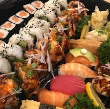 japanese cuisine bar sushi deluxe platter enjoy ootoya japanese sushi