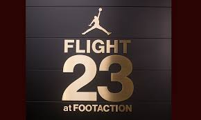 flight 23 footaction grand opening footaction star
