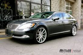 lexus ls 460 tires size lexus ls460 vehicle gallery at butler tires and wheels in atlanta ga