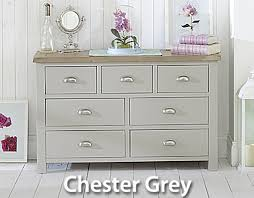 painted furniture grey cream u0026 white painted oak bedroom