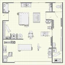 small woodworking shop floor plans with original innovation in