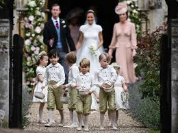 photos pippa middleton u0027s wedding and dress business insider