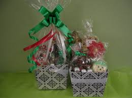gift basket wrapping gift basket wrapped and unwrapped gourmet chocolate