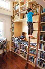 decorating ideas inspiring classic home library ideas with large size of decorating ideas stunning kids home library design also ladder with open bookshelves and