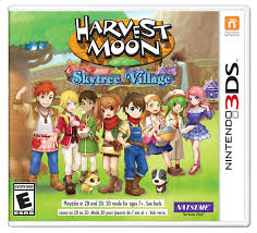Harvest Moon Tale Of Two Towns Main Dish - harvest moon seeds of memories archives nintendo everything