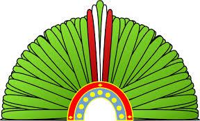 imagenes penachos aztecas clipart aztec crown corona azteca pantekatl