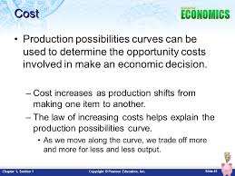 production possibilities curve worksheet answers the best and