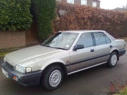 1989 honda accord 2 0 ex automatic metallic champagne