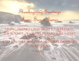 thanksgiving 2014 poem rumi archives susan james coach