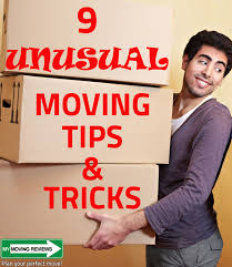 9 unusual diy moving tricks and tips for saving time and money