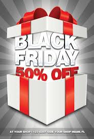 black friday flyer template for photoshop awesomeflyer com
