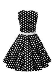 amazon com blackbutterfly kids u0027audrey u0027 vintage polka dot 50 u0027s