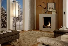 bioethanol fireplace contemporary open hearth central