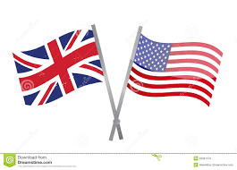 drawn american flag english flag pencil and in color drawn