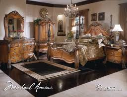 Victorian Bedroom Furniture by Four Poster Bedroom Sets Poster Bedroom Set In Amaretto