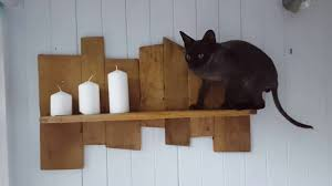 easy diy pallet projects a shelf from your offcuts youtube