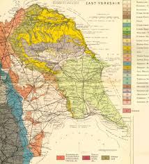 North European Plain Map by Geology Of Great Britain Introduction And Maps By Ian West