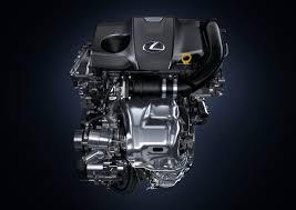 4 cylinder lexus lexus details its 2 0 litre turbo petrol engine