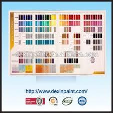 car paint color chart same with du pont buy car paint color