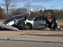 update teenager killed 3 children injured in car semi accident