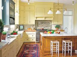 Kitchen Yellow Walls - butter yellow kitchen cabinets lakecountrykeys com