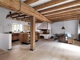 cuisine et salle à manger table salle à manger design rustique en 42 idées originales