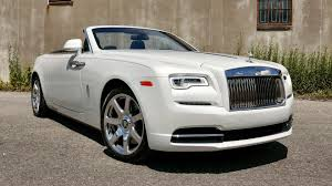 roll royce dawn 2017 rolls royce dawn test drive review