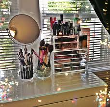 Organizing Makeup Vanity Diy Makeup Vanity Organizer 28 Images Diy Vanity Desk Top