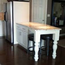 gallery custom table legs kitchen island legs