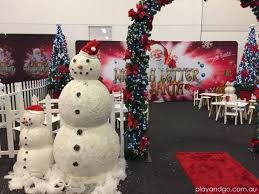 Cheap Christmas Decorations Adelaide by Santa U0027s Wonderland At Adelaide Showground Review Play And Go