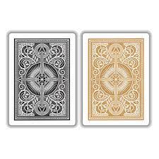 kem arrow black gold cards