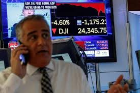 La Bourse Doute De La Coup De Froid En Bourse Le Doute S Empare Des Marchés