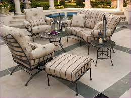 wrought iron patio furniture sets lovely patio ideas vintage wrought