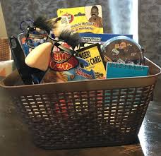 hillshire farms gift basket be our guest posing as parents