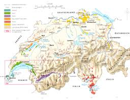 Swiss Map Maps Of Switzerland Map Library Maps Of The World