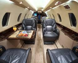 Cessna Citation X Interior Cessna Citation X Business Air