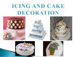 six basic kinds of icing