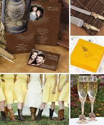 western wedding western wedding theme archives advice and ideas invitations by