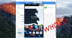 project android screen to pc mirror android to pc easy way to cast android screen to pc mac