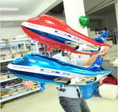 oversize balloons free shipping oversize airbus modeling aluminum foil helium