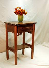 Mission Style Nightstand Voorhees Craftsman Mission Oak Furniture Custom Greene U0026 Greene