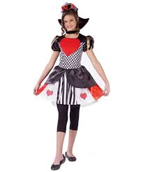 queen of hearts halloween costumes for girls