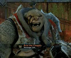 Orc Rule 34 - bruz the chopper is a deadset legend kotaku australia