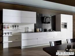 hotte de cuisine blanche cuisine design blanche