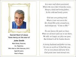 memorial cards memorial cards walsh printers