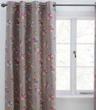 Plum Flower Curtains Next Floral Curtains Ebay