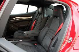 porsche panamera interior 2018 2018 porsche panamera seats usautoblog usautoblog