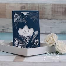 wedding invitations laser cut sweethearts pocket laser cut wedding invitation wpl0053
